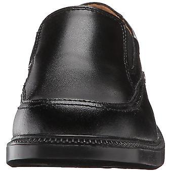 Kids Florsheim Boys Bogan Jr. Leather Slip On Loafers