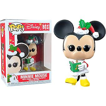 Mickey Mouse Minnie Holiday Pop! Vinyl
