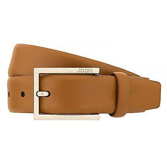 ¡Joop! Cinturón hombres cinturón de cuero hombre cinturón de cuero cognac 2284
