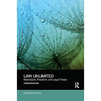 Law Unlimited by Margaret Davies