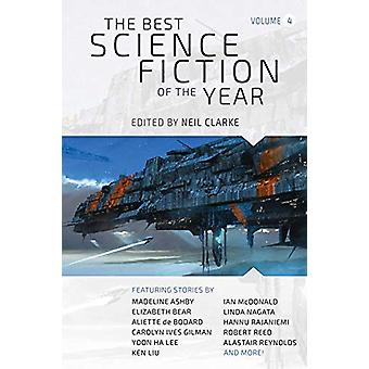 The Best Science Fiction of the Year - Volume Four by Neil Clarke - 97