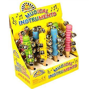 Playwrite Wooden Jingle Stick