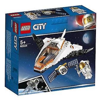 Playset City Satallite Service Mission Lego 60224