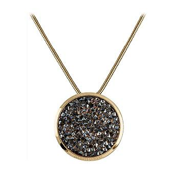Jacques Lemans - necklace with Swarovski crystals - S-C2035E