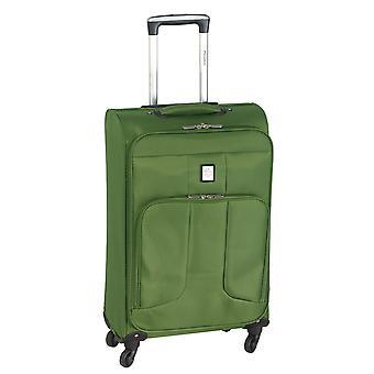 Comprobar. EN Paraíso Florencia Trolley M, 4 rollos, 66 cm, 46 L, verde