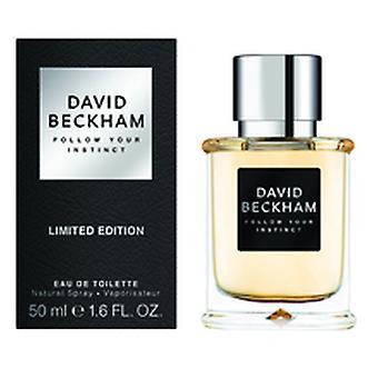 David Beckham - Volg je instinct - Eau De Toilette - 75ML