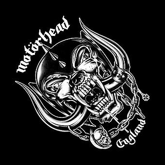 Motorhead Bandana Classic England Warpig Repeat Official New Black (21in x 21in)