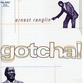 Ernest Ranglin - Gotcha! [CD] USA import