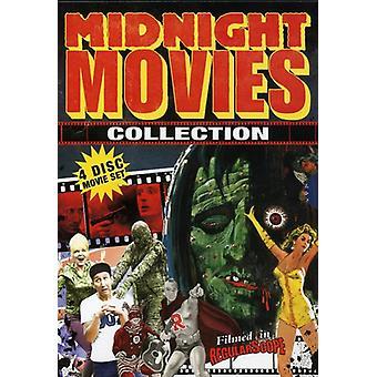Thrill Killers/Lemon Grove Kids/Incredibily Strang [DVD] USA import