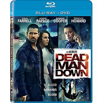 Dead Man Down [BLU-RAY] USA importere