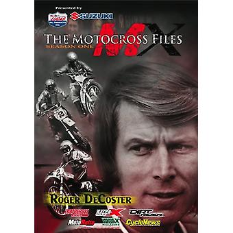 Motocross Files-Roger Decoster [DVD] USA import