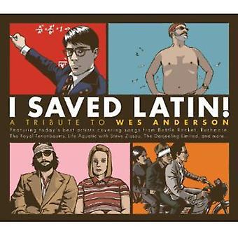 私は保存されたラテン: ウェス ・ アンダーソンへのオマージュ/Var - 私は保存されたラテン: ウェス ・ アンダーソンへのオマージュ/Var [CD] 米国のインポート