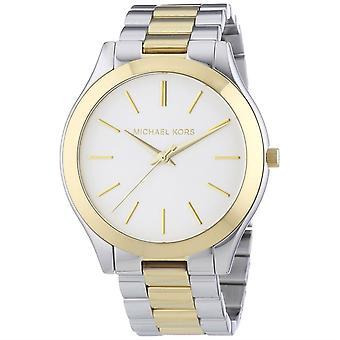 מייקל קורס MK3198 סלים מסלול נשים שעון