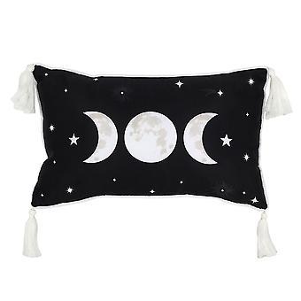 Jotain eri suorakulmainen Triple Moon Design Tyyny