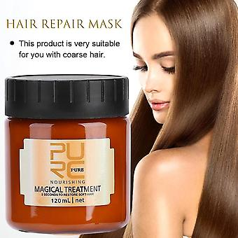 Magical Treatment Hair Mask Nutrition Infusing Masque For Hair Damage Restore Soft Hair