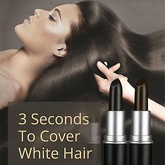One Time Hair Dye Instant Gray Root Coverture Hair Color - Couverture temporaire
