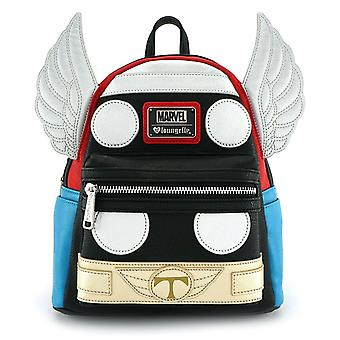 Loungefly Marvel Thor Faux Leather Mini Backpack