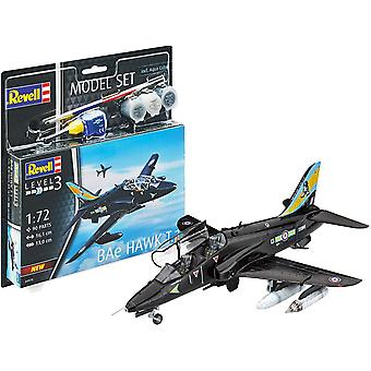Revell Model Set - Bae Hawk T.1 1:72 Schaalmodel kit