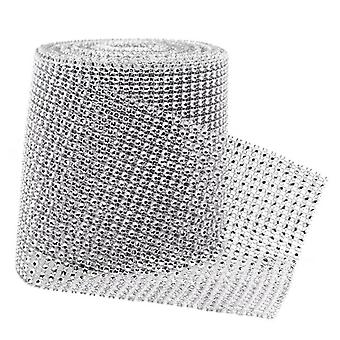 Bling Diamond Diy Mesh Roll For Party Birthday Wedding Decorations