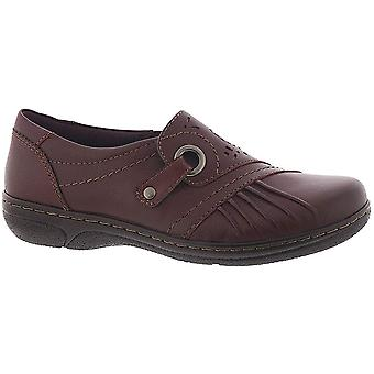 Earth Origins Women's Shoes Origins Leather Closed Toe Loafers
