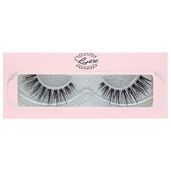Lash XO Premium Reusable False Eyelashes - Fave - Natural yet Elongated Lashes