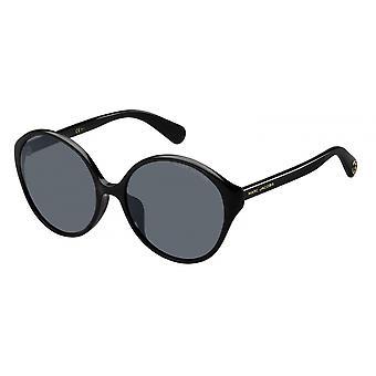 Sunglasses Women round black