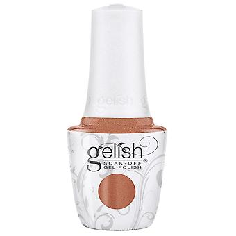 Gelish Champagne & Moonbeams 2019 Winter Gel Polish Collection - Copper & Dream 15ml ()
