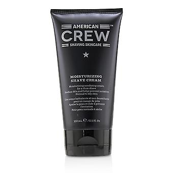 American Crew Moisturizing Shave Cream (For Normal To Dry Skin) 150ml/5.1oz