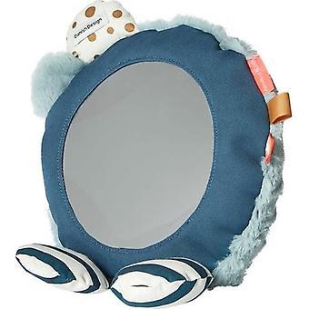 Fait par deer floor mirror bleu