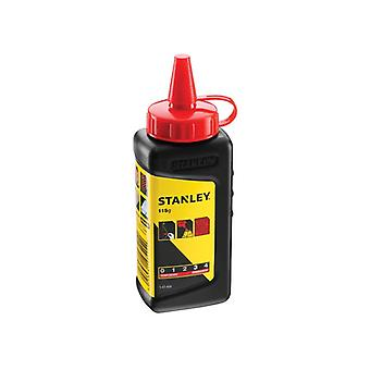 Stanley Tools Kridt Genopfyld rød 113g STA147404