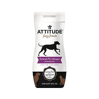 Attitude Natural Pet Shampoo, Deodorizing 8 fl oz