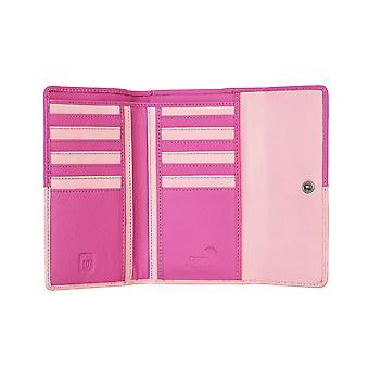 Primehide Leather Purse Femmes Grande RFID Blocage Carte Portefeuille Dames 6101
