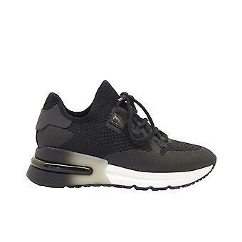 Ash Krush01 Damen's Schwarze leder Sneakers