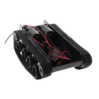 Damping Balance Tank- Robot Chassis Platform Remote Control Diy For Arduino