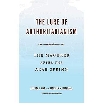 Návnada autoritárstvo: Maghreb po Arabskej jari (Indiana séria na Blízkom východe štúdie)
