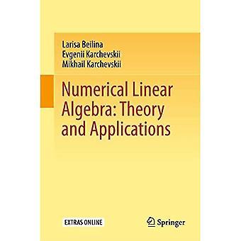 Numerieke lineaire algebra: Theorie en Toepassingen