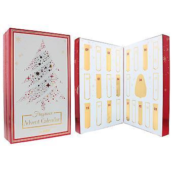 Saffron Advent Calendar 24 Sensational Fragrances For Her - Gift Set