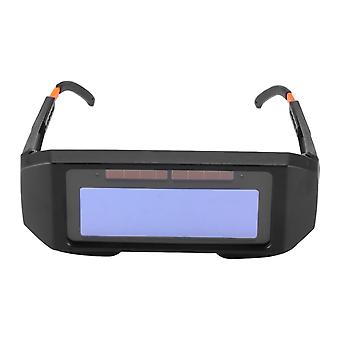 Solar Automatic Welding Helmet Welding Mask Head-mounted Argon Arc Welding Cap