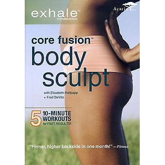 Exhale - Core Fusion Body Sculpt [DVD] USA import