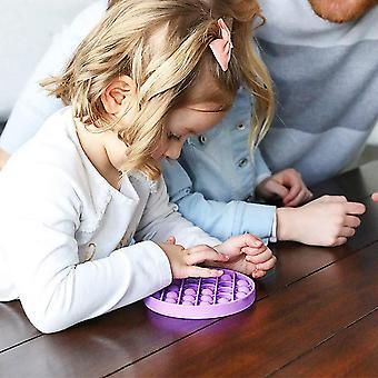 Novelty Push Bubble Fidget Silica Gel Autism Special Needs Sensory Stress