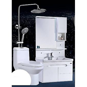 Toilet Set Sanitary -ware Shower Bath, Suit With A Sink