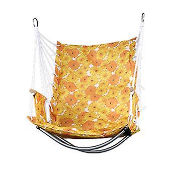 Patio hálószoba Kollégium idomár fa függőágy / kötél / szék Swing Seat