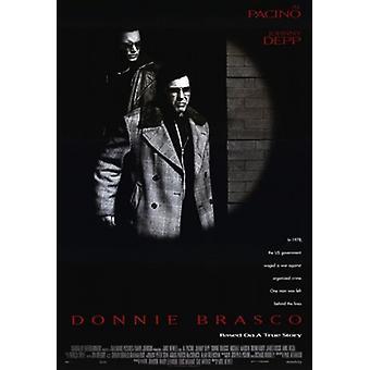 Donnie Brasco Movie Poster (11 x 17)