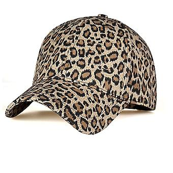 Leopard Print Rock Baseball Caps And Sports Dance Party & Snapback Sun Hats