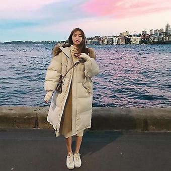 Foreign-style Cotton-padded Clothes Tide Winter Jacket