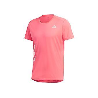 Adidas Run IT 3STRIPES PB GC7898 universal all year men t-shirt