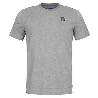 Sergio Tacchini Mens Calgary T-Shirt Casual Branded Top Grey 38010 923