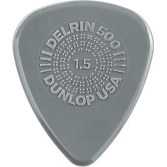 Jim dunlop 450p1.50 pics de guitare, 1.50 mm 1.50mm player pack 12 sélections