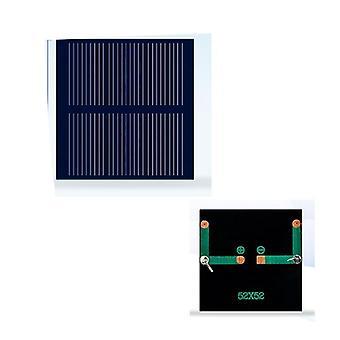 Min Aurinkopaneeli Diy Solar Chargerille
