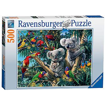 Ravensburger Jigsaw Puzzle Koalas in a Tree 500 pieces